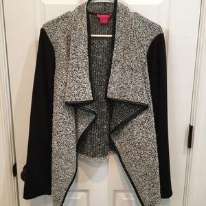 Long Sleeve Fly Away Cardigan Sweater/Blazer